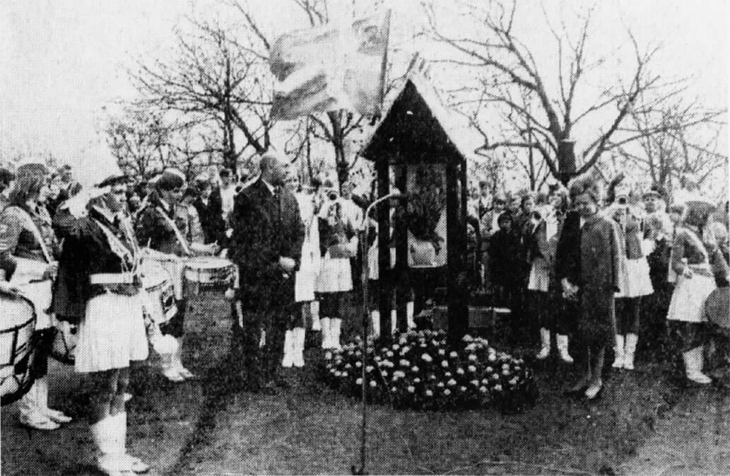 Prinsesse Benedikte tulipanen navngives i 1969