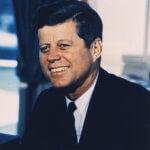 President John F. Kennedy 1963